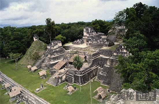古玛雅人信仰崩溃源自神庙闹鬼