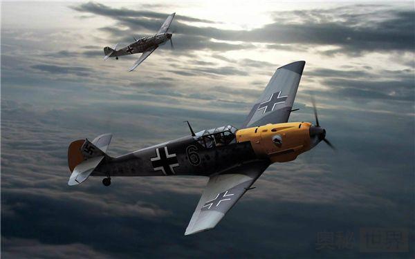 Bf-109:德国空军最具传奇性的王牌战机