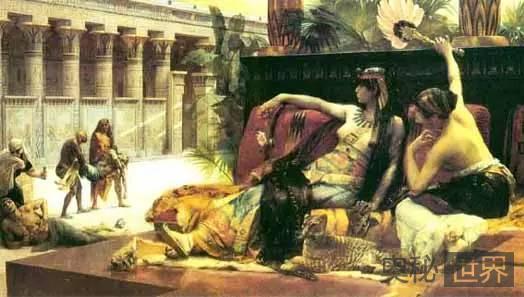 盘点埃及历史上最美丽的7位艳后