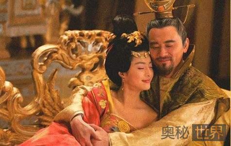 荒淫皇帝朱温也曾痴情