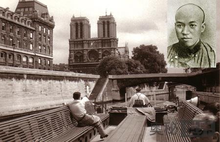梁启超为何会在法国遭华人痛斥