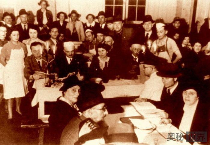 二战时期两万犹太难民曾避难上海滩