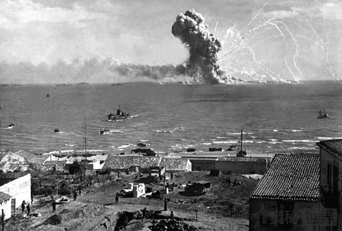 西西里岛登陆战役