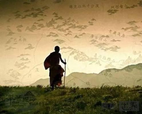 昙无竭:比唐僧更早的西天取经第一人