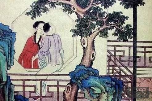 中国古代春宫图的神奇功效