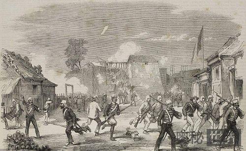 鸦片战争清军为何敌不过英国人