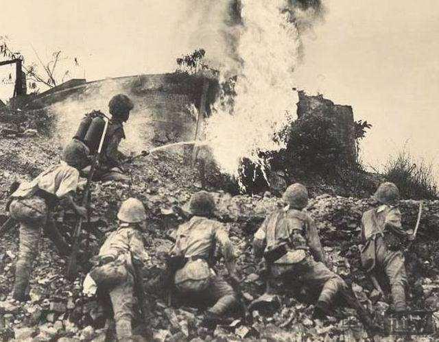 二战日军强迫未成年学生加入铁血勤皇队