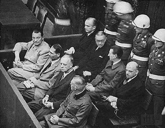 二战德国曾密谋与英美单独媾和