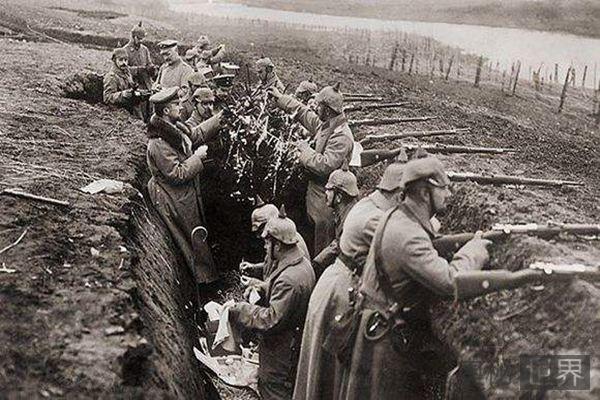 第一次世界大战爆发的原因