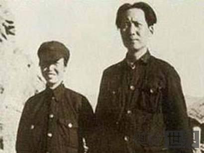 毛泽东与贺子珍10年婚姻内情