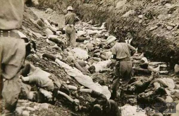 朝鲜战争爆发前的惊天大屠杀