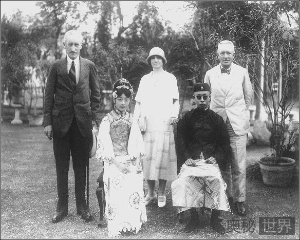 末代皇帝溥仪的5次婚姻经历