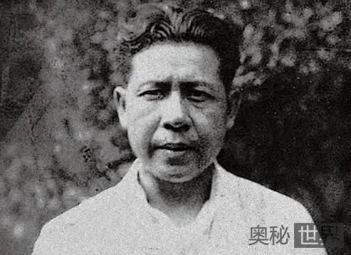 陈公博:唯一被国共两党都开除党籍的牛人