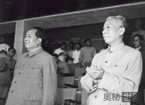 刘少奇与毛泽东如何出现分歧