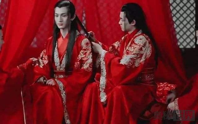 中国历史上最典型人妖,洞房时才被识破