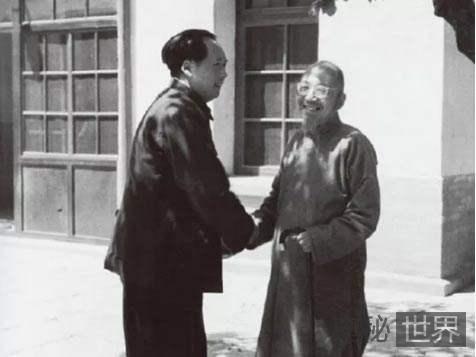 柳亚子与毛泽东的恩怨情仇