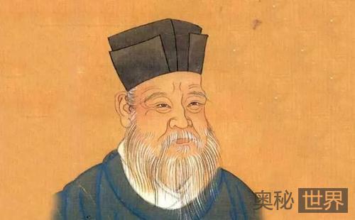 """一代大儒朱熹被判""""伪学逆党""""忧郁而死"""