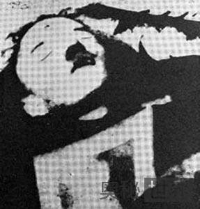 苏联女兵曾与希特勒颚骨为伴