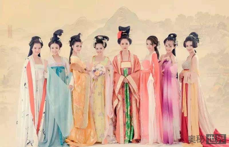 秦淮八艳:中国史上最有名的妓女