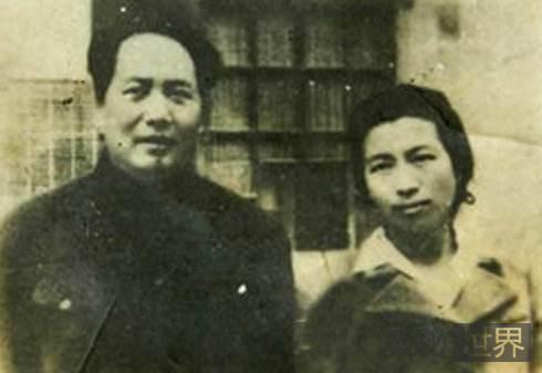 贺子珍与毛泽东离婚的真正原因