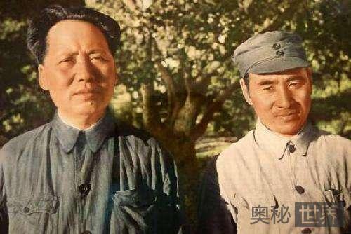 毛泽东为何最青睐粟裕和林彪