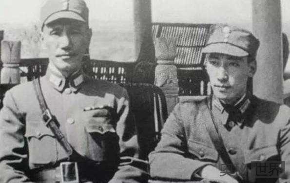 蒋介石为何偏爱养子蒋纬国