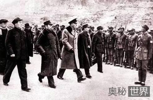 新中国最早的仪仗队