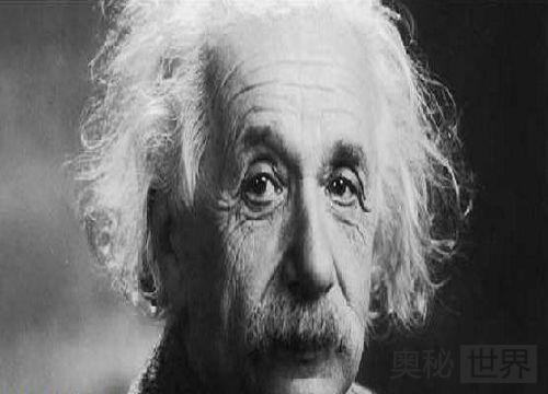 爱因斯坦小时候数学成绩很好