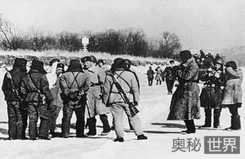 珍宝岛之战后苏军的报复
