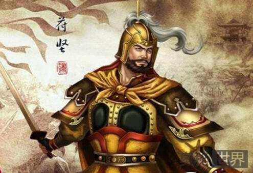 淝水之战大败的君主是谁