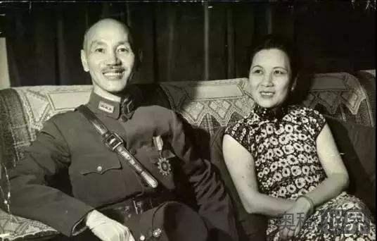 蒋介石追求宋美龄是为政治需要