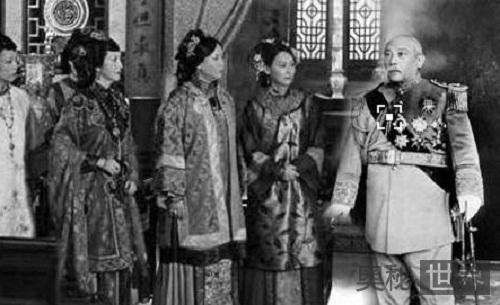 袁世凯一妻九妾的日常生活