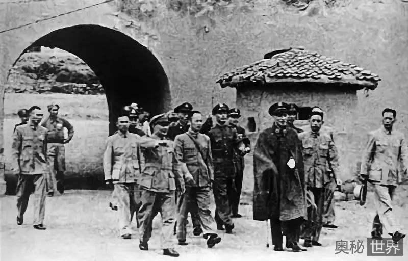 国军俘虏国军:胡宗南如何糊弄蒋介石