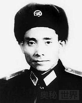 洪水:中国人民解放军唯一的外籍将军
