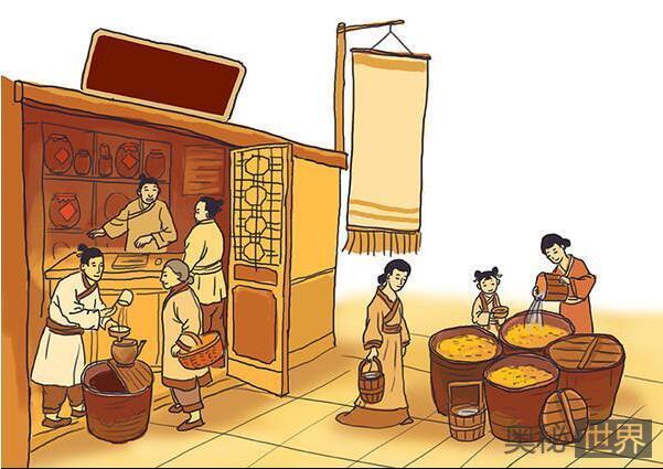 中国古人是怎样酿醋的