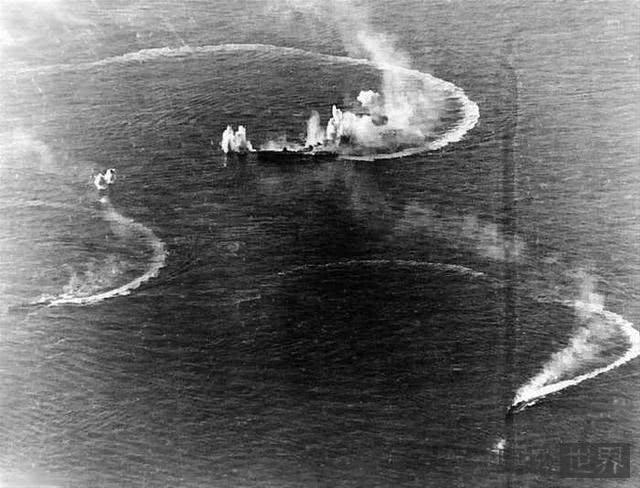 中途岛战役日本失败的真正原因
