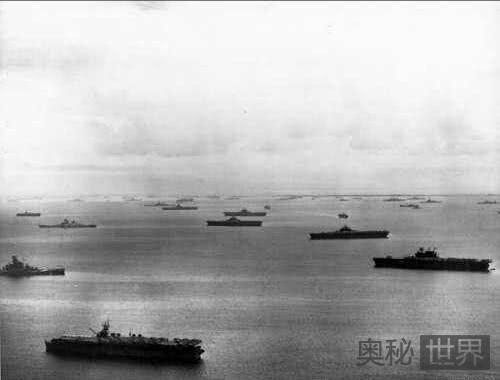 中途岛战役简介:美军以弱胜强战胜日军联合舰队