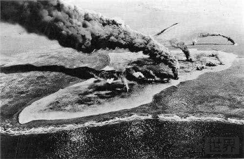 """中途岛战役的误读:不存在所谓的""""命运五分钟"""""""