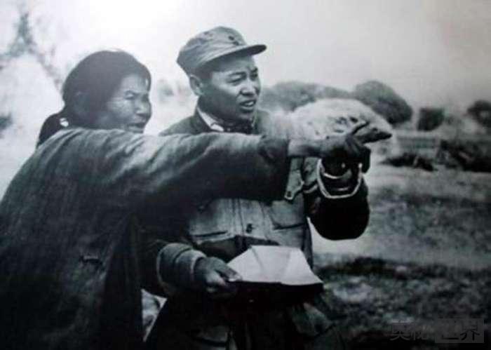 粟裕指挥孟良崮战役三天没睡觉,27万大军全部出动围歼74师