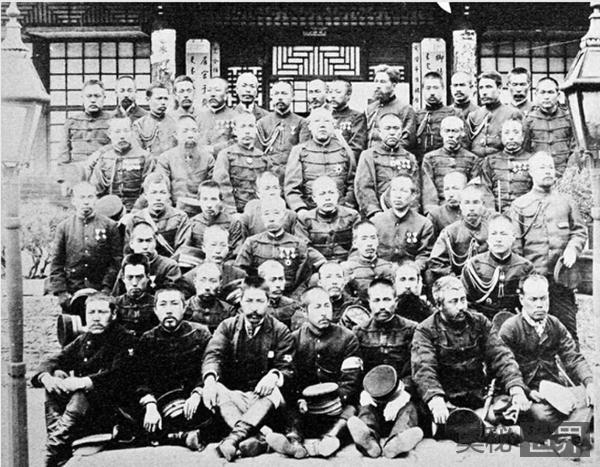 中日甲午战争中,日本从中国夺走三样东西