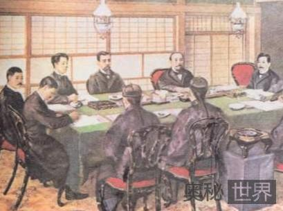 中日甲午战争之后的日本