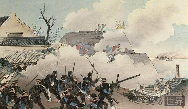 中日甲午战争中清朝陆军的作战表现为什么那么差?