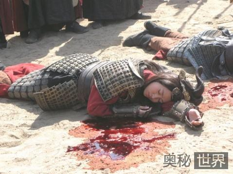 孙武练兵的历史故事