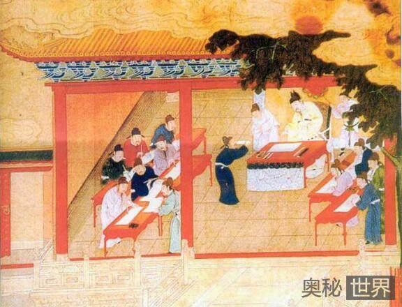 详细了解中国古代的科举制度