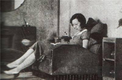 张爱玲嫁给65岁老作家贫寒度日