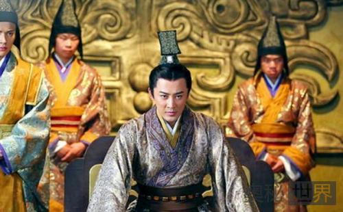 """汉武帝刘彻是历史上第一个自称""""万岁""""的皇帝"""