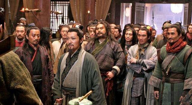 历史上真实的宋江集团都是哪些梁山好汉?