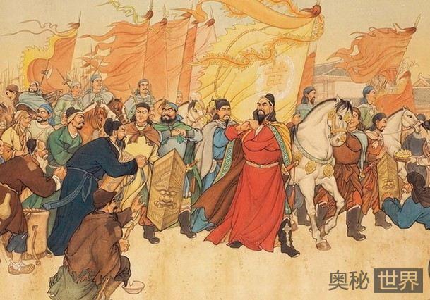 推恩令成就了汉武帝的大业,却敲响了西汉王朝覆灭的丧钟