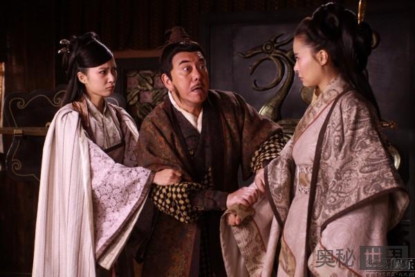 刘邦的老婆薄姬的传奇一生