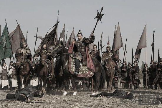 """刘邦和项羽曾经联手""""屠城""""?"""